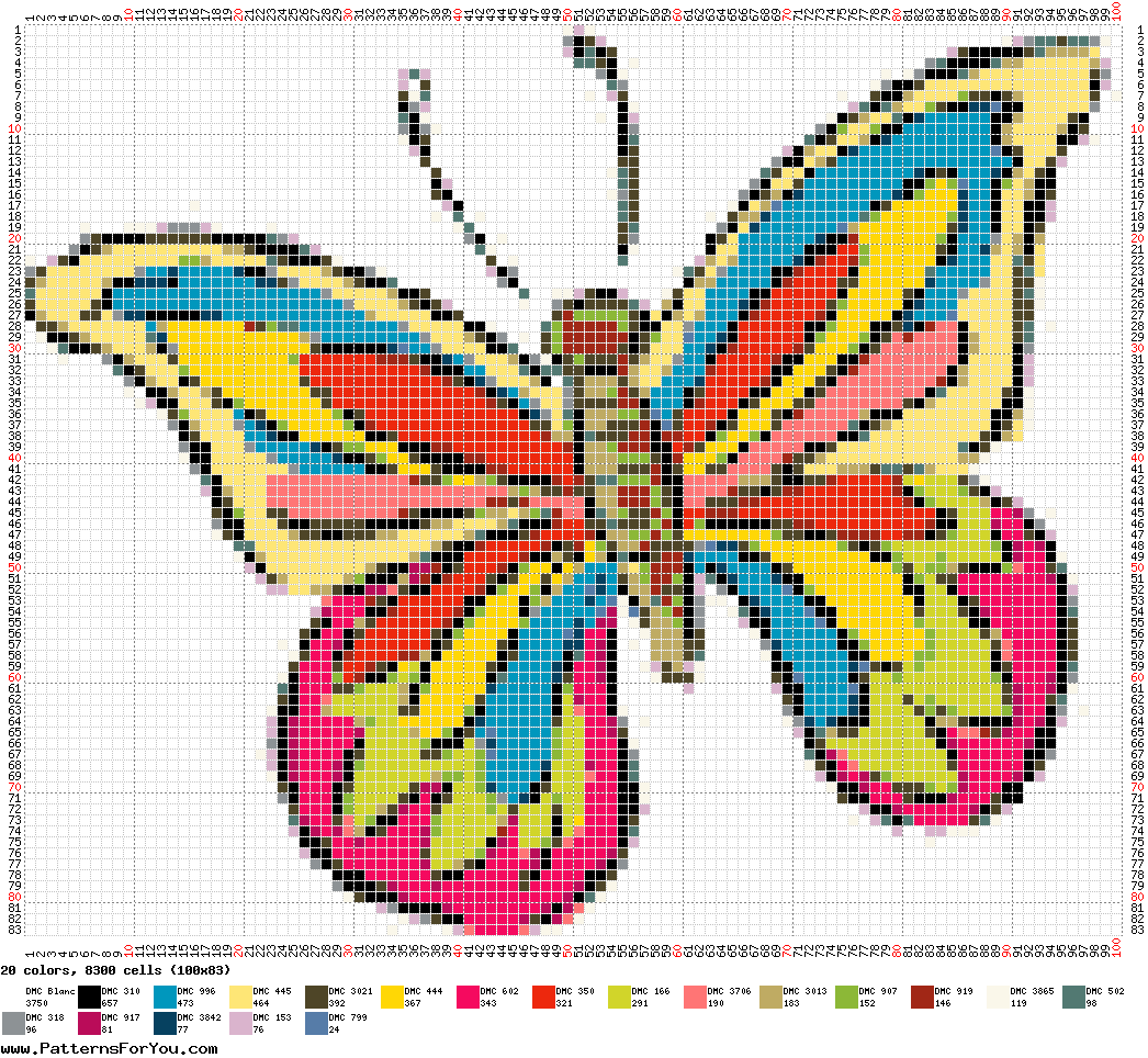 5 Free Perler Bead Pattern Makers - Hative