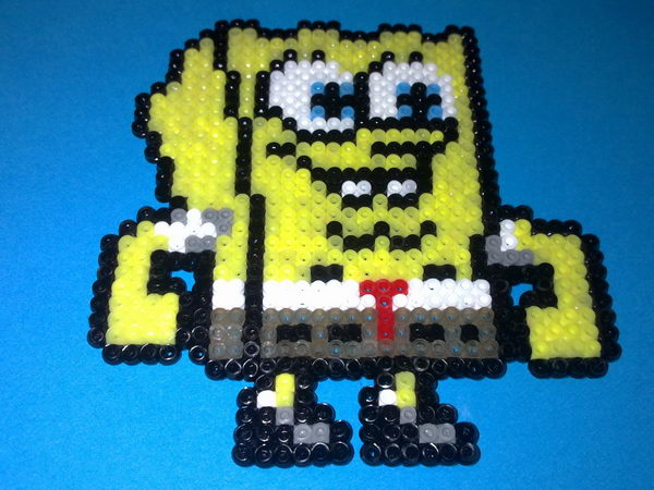 26 homemade spongebob