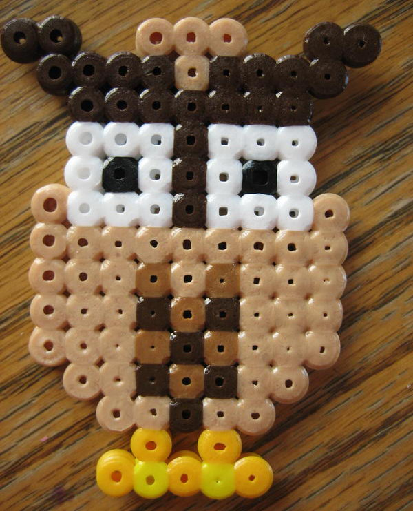 Home Design Ideas Book: 40+ Creative Perler Beads Ideas