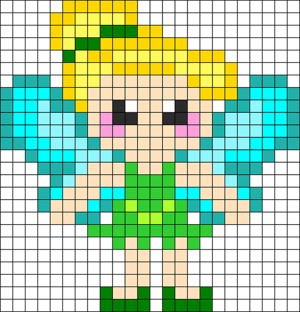 10-tinkerbell-beads-patterns