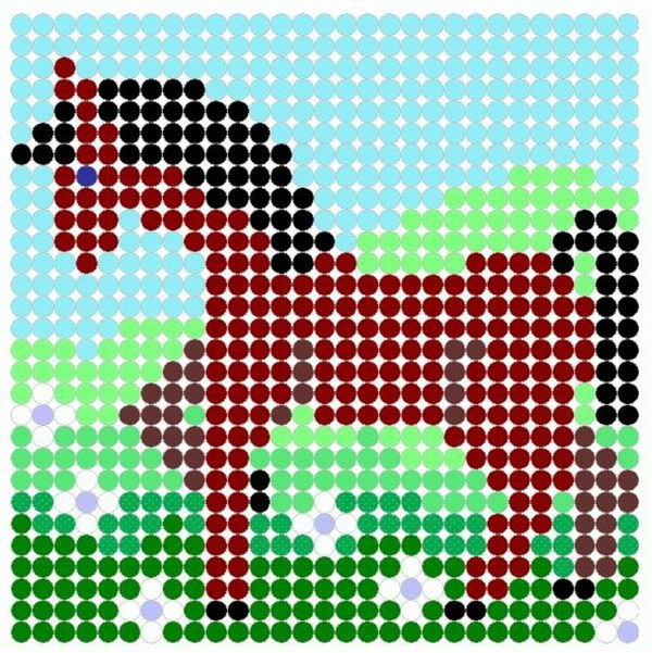 60 Cool Perler Bead Patterns Hative Classy Fuse Beads Patterns
