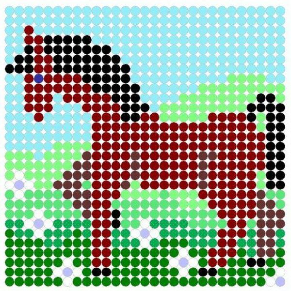 40 Cool Perler Bead Patterns Hative Best Free Perler Bead Patterns