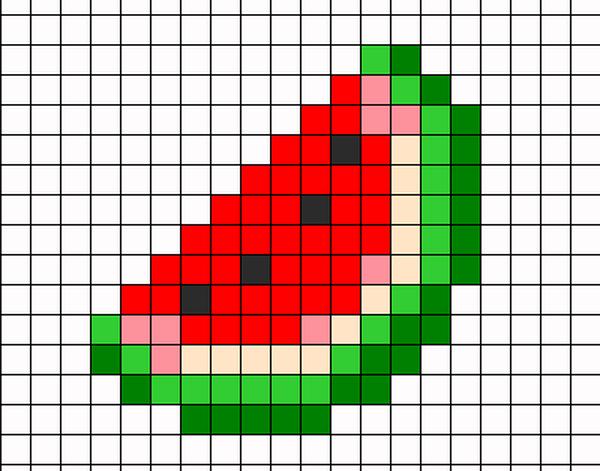 40 cool perler bead patterns hative