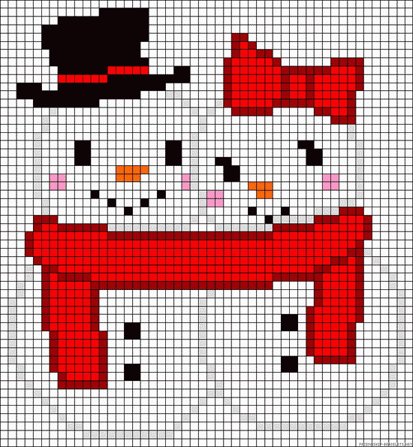Christmas Hama Bead Designs.40 Cool Perler Bead Patterns Hative