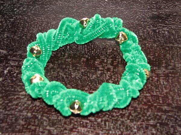 17 wreath pip cleaner crafts