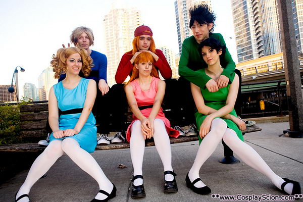 10+ Power Puff Girls Group Costume Ideas - Hative