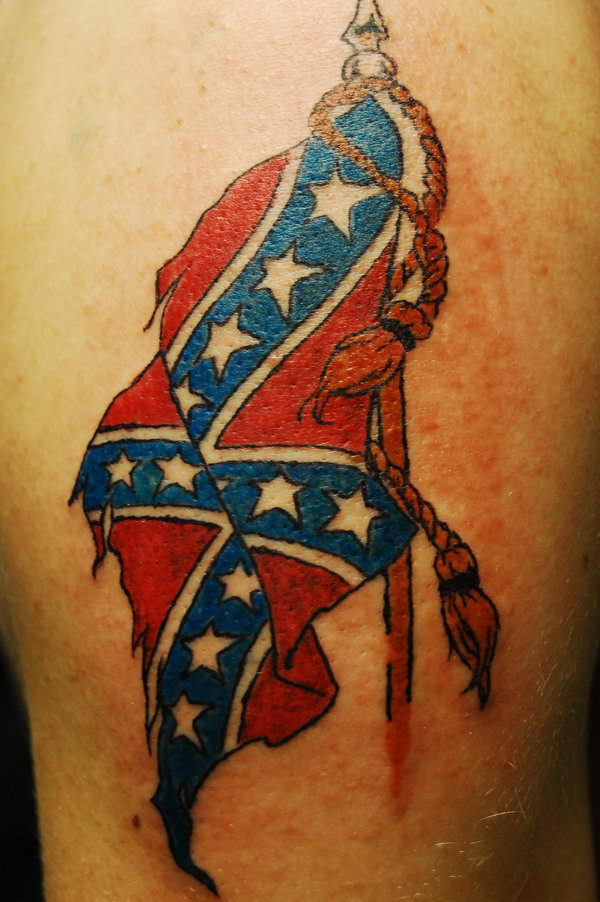 21 confederate flag