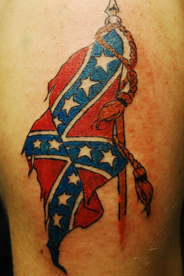 21 confederate flag