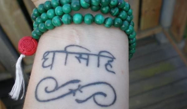 30 Cool Sanskrit Tattoos Hative