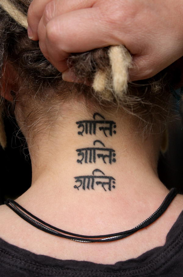 30 Cool Sanskrit Tattoos - Hative