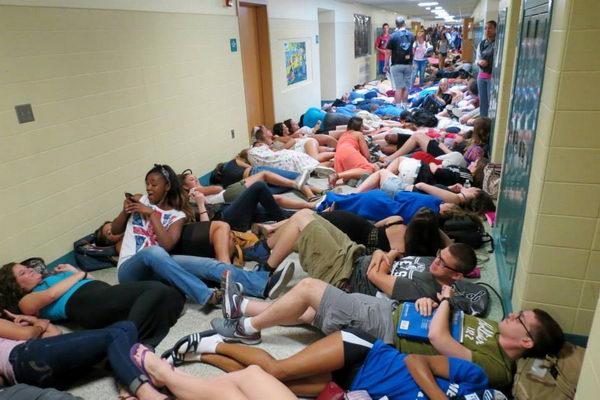 9-sleep-in-the-hallway