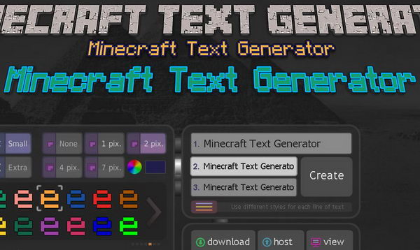 10 free online word art generators hative Make your own 3d shapes online