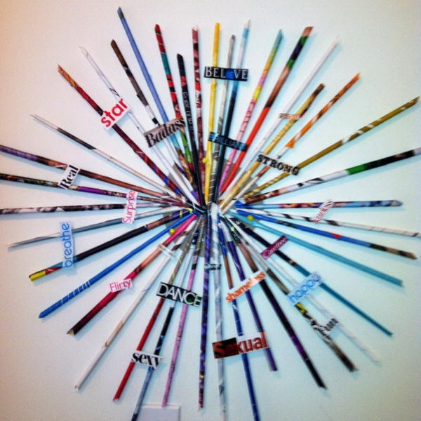 Art center for teen art