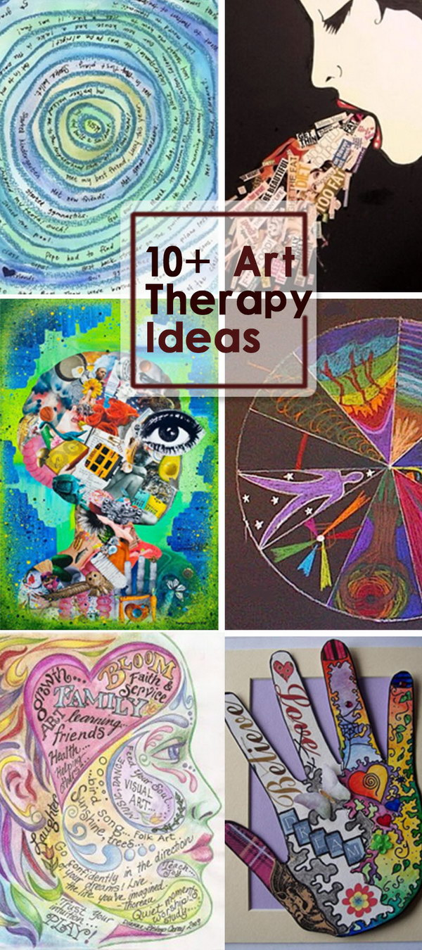 therapeutic arts and crafts ideas 10 therapy ideas hative 7240