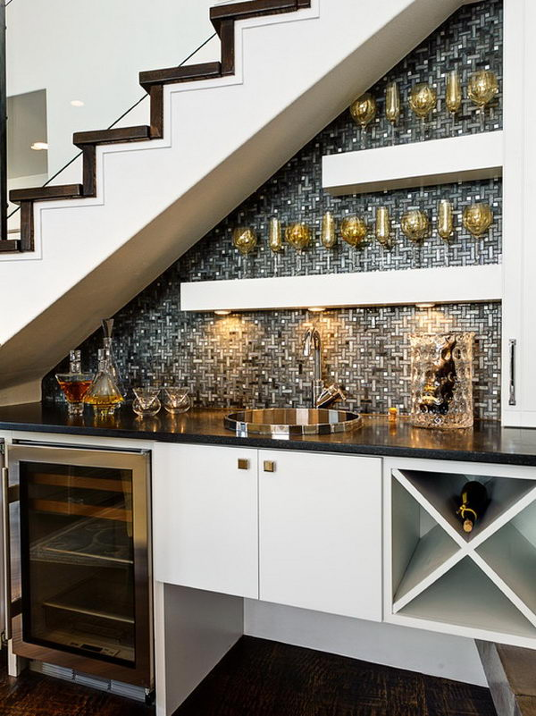 20+ Creative Basement Bar Ideas - Hative