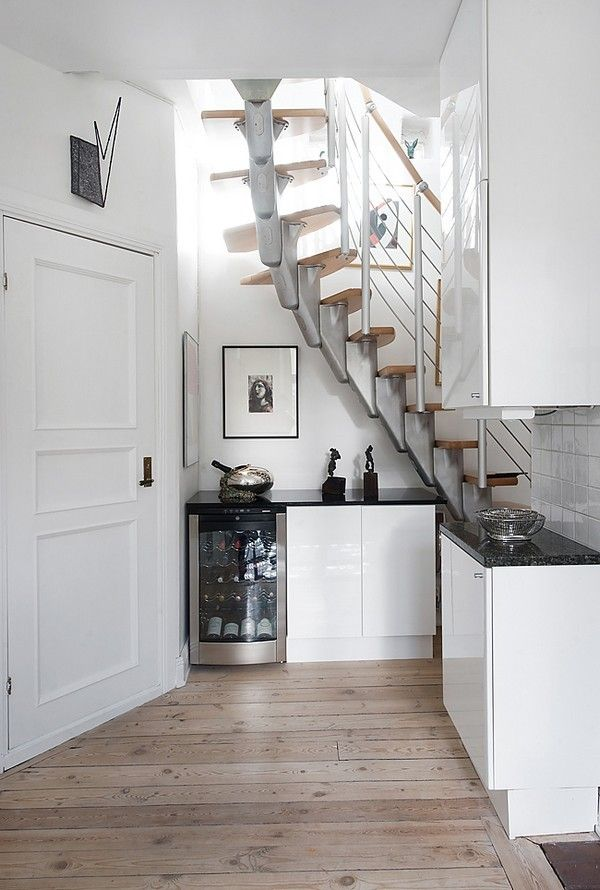 Fine Basement Wet Bar Under Stairs Intended Inspiration Decorating