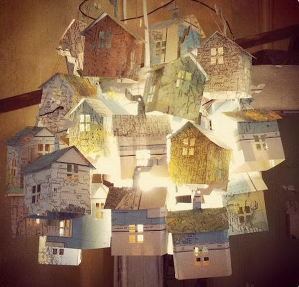 Paper House Lights,