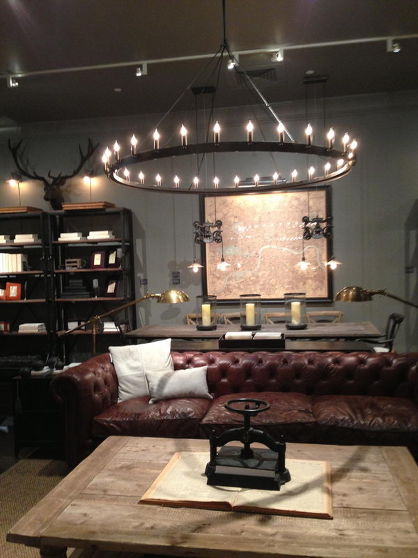 Awesome Man Cave Accessories : Cool basement lighting ideas hative