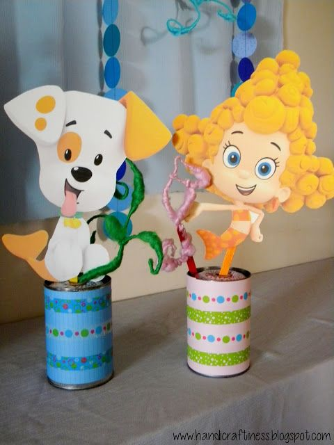 Bubble Guppies Bedroom Decor