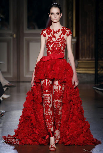 17 traditional chinese wedding ideas hative for All red wedding dresses