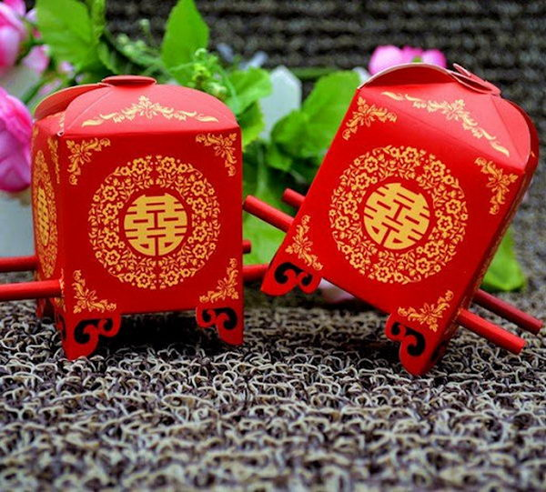 Traditional Chinese Wedding Gifts: 17 Traditional Chinese Wedding Ideas