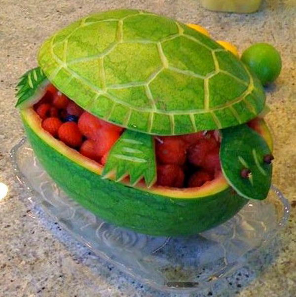 Turtle Edible Arrangement