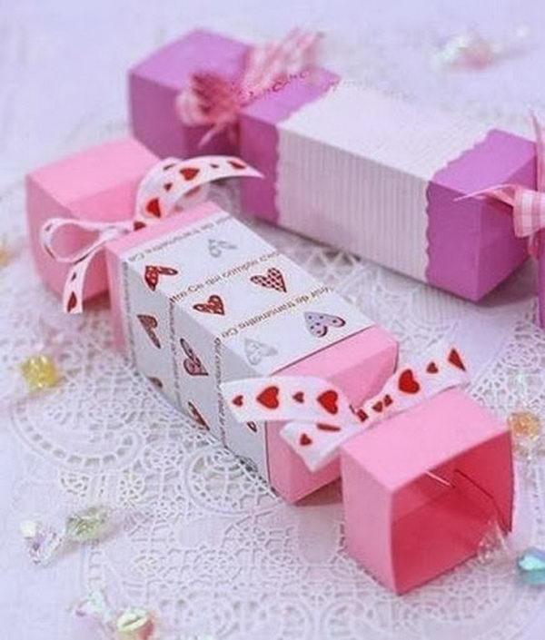 Diy Candy Gift Box