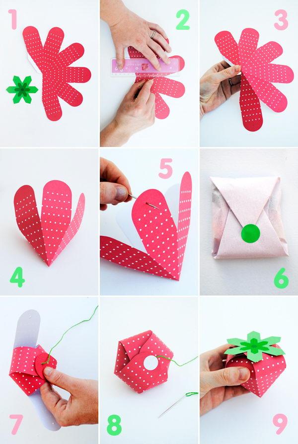 40 Creative DIY Favor Boxes Hative