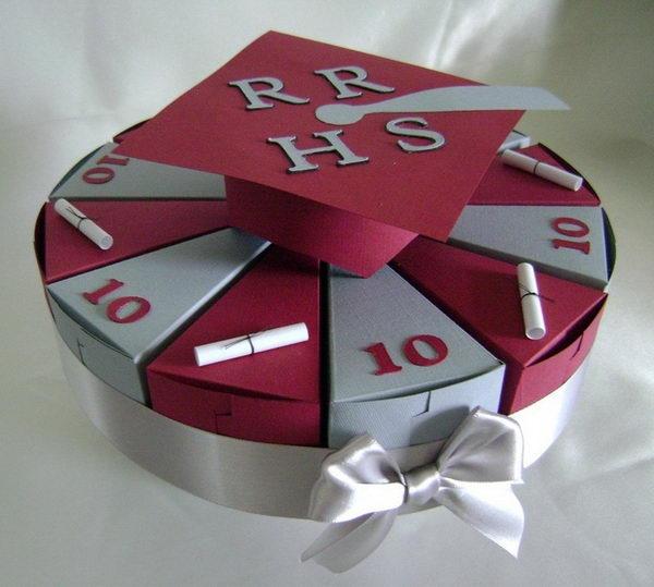 Graduation Favor Cake,