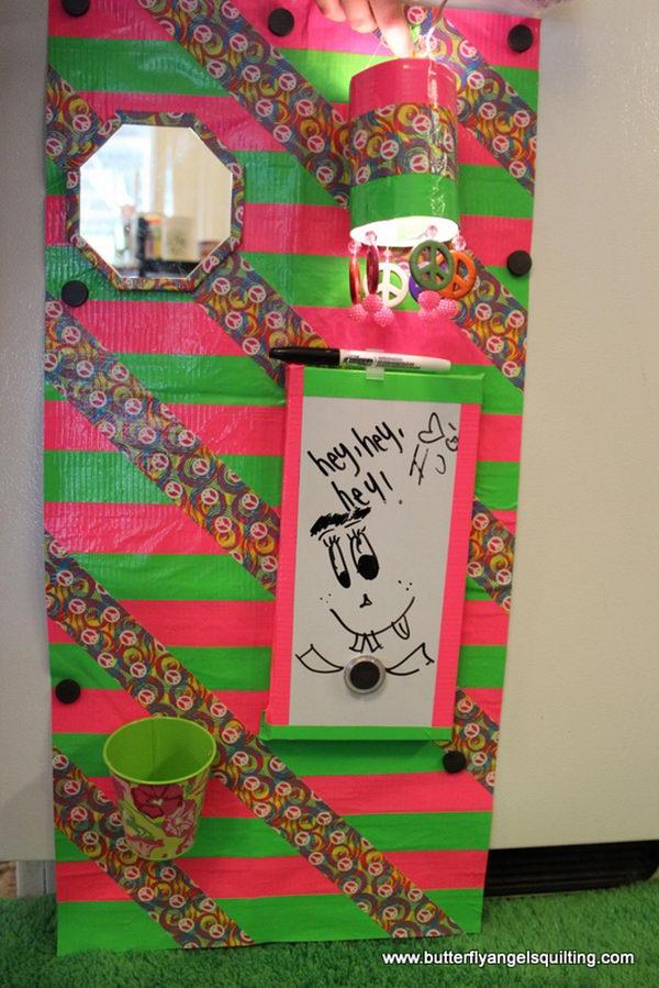 10+ Cool Locker Decoration Ideas - Hative