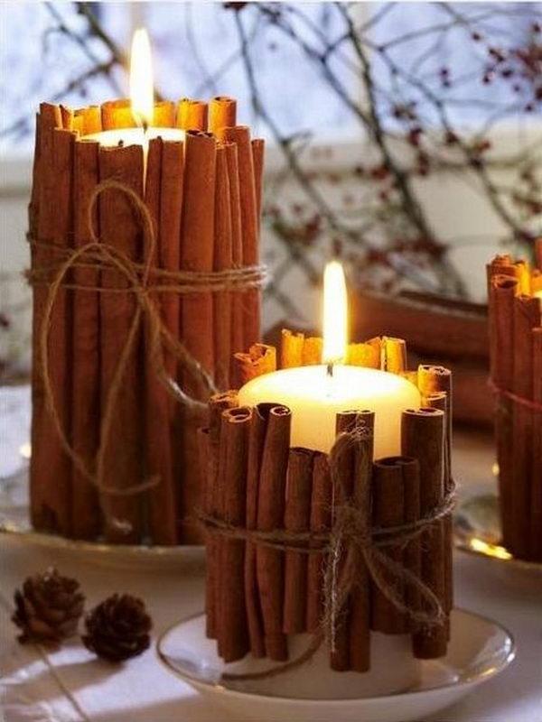 20 best primitive decorating ideas hative diy candle primitive decoration solutioingenieria Image collections