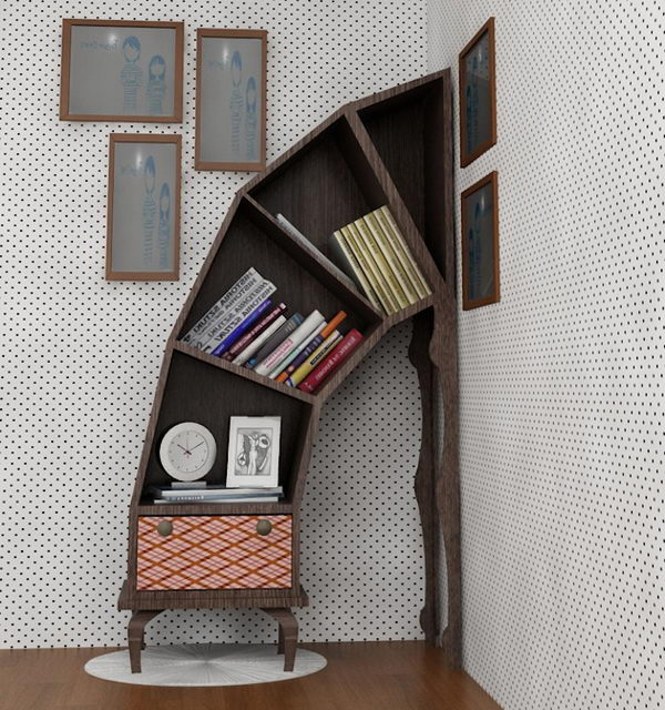 Unique Shelves