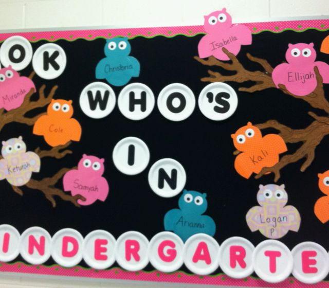 Look Who's in Kindergarten.