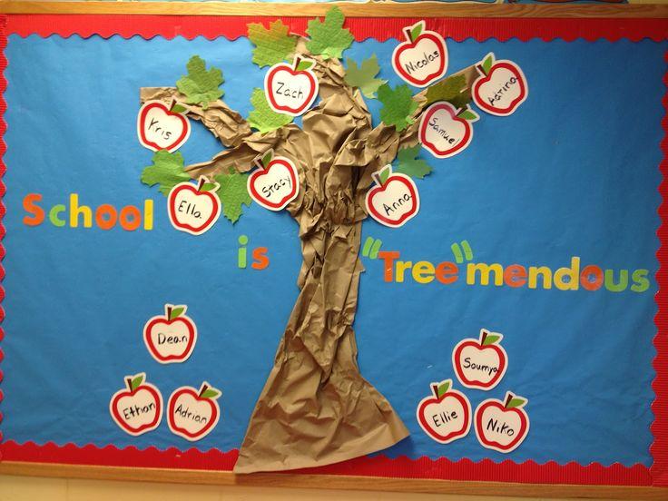 Classroom Decoration Ideas For Playgroup ~ Creative bulletin board ideas for kids hative