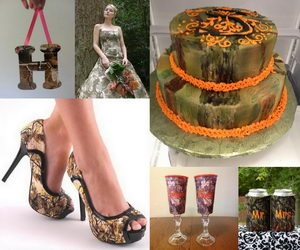 camouflage-wedding-ideas-collage