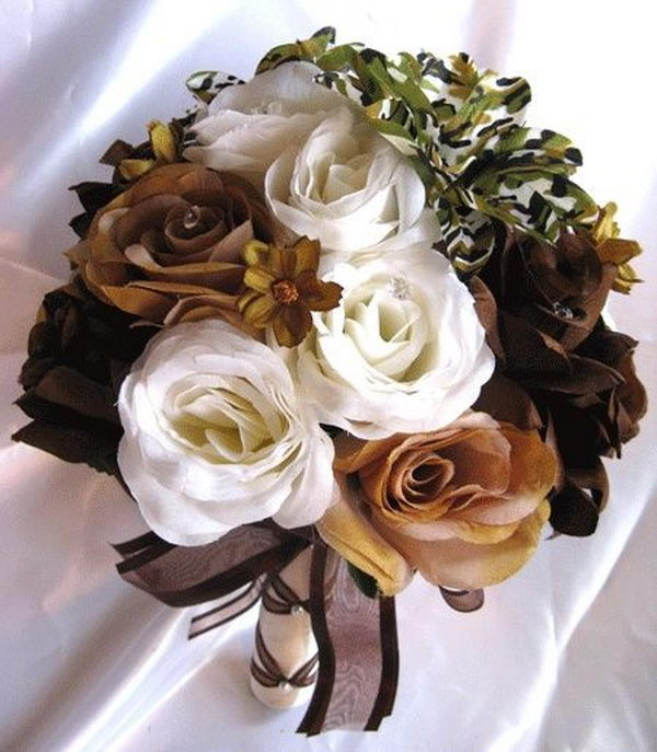 camouflage wedding flowers 20 unique camouflage wedding ideas hative 2420
