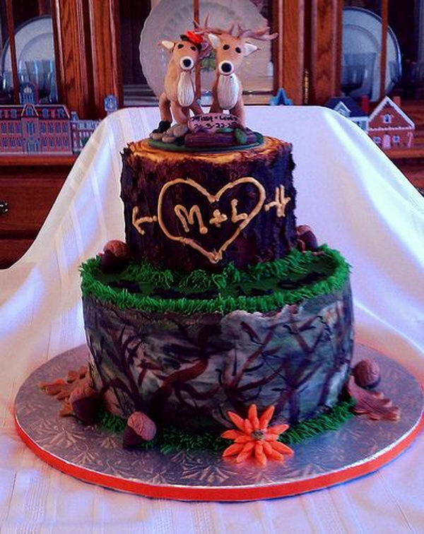 20 Unique Camouflage Wedding Ideas Hative