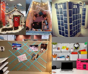 cubicle-decorating-ideas-collage