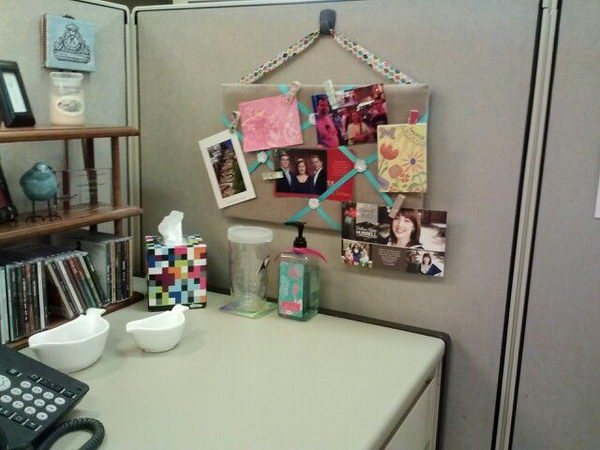 Fantastic Ideas For Decorating Your Cubicle  Online Article