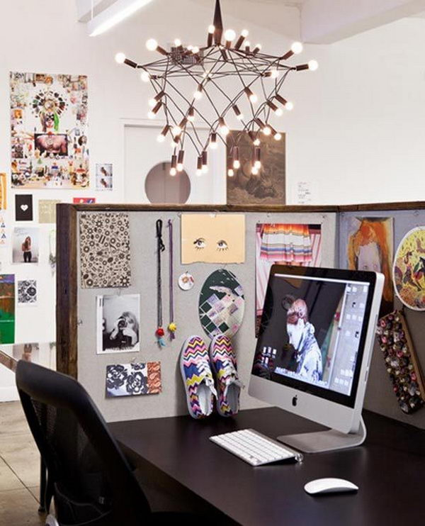 New  To Decorate Your Work Cubicle  Interior Home Design  Home Decorating
