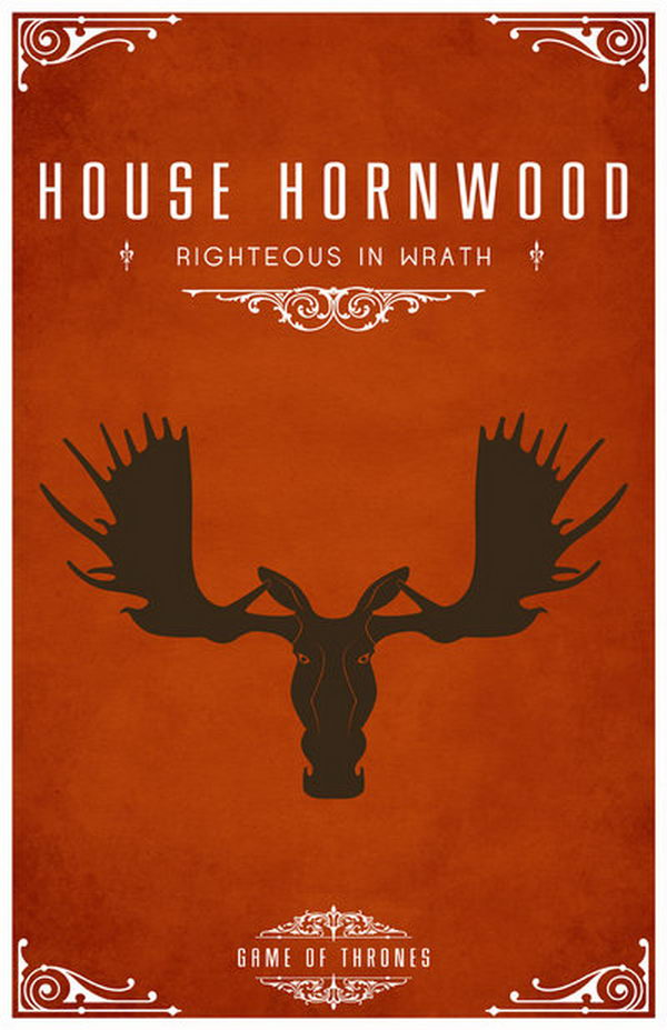 20 Game Of Thrones House Mottos And Sigils Hative