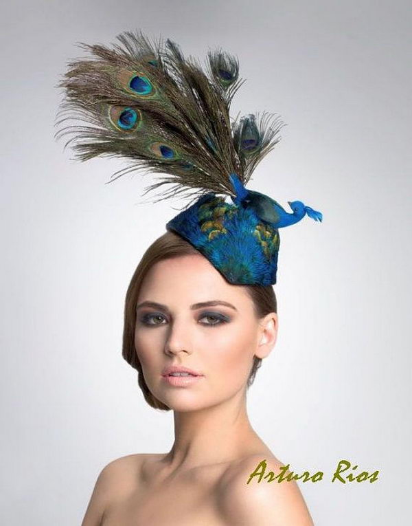 30 Cool Kentucky Derby Hats Hative
