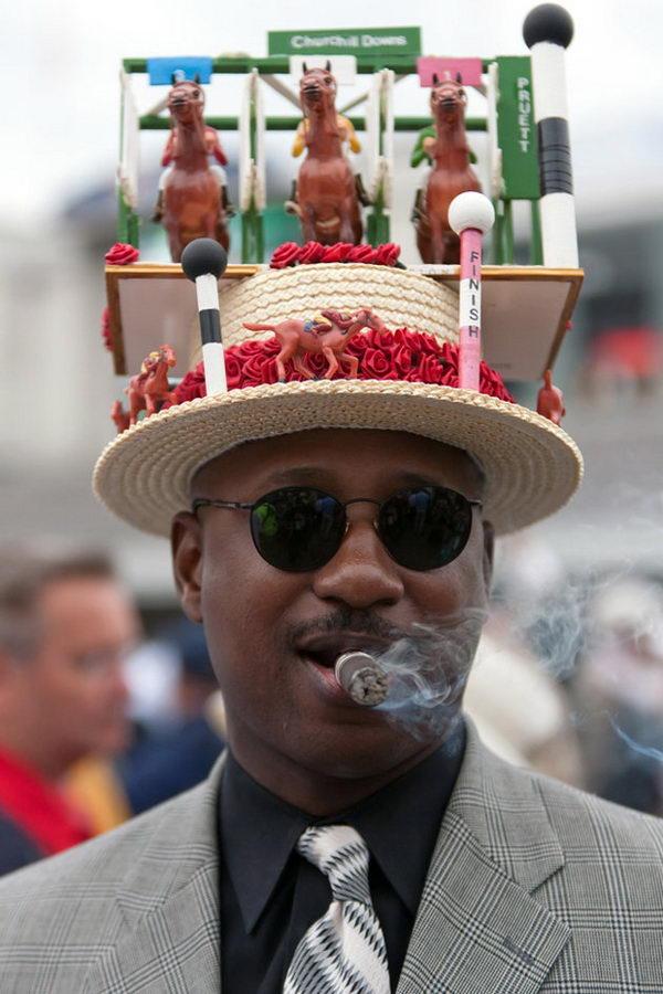30 Cool Kentucky Derby Hats Hative