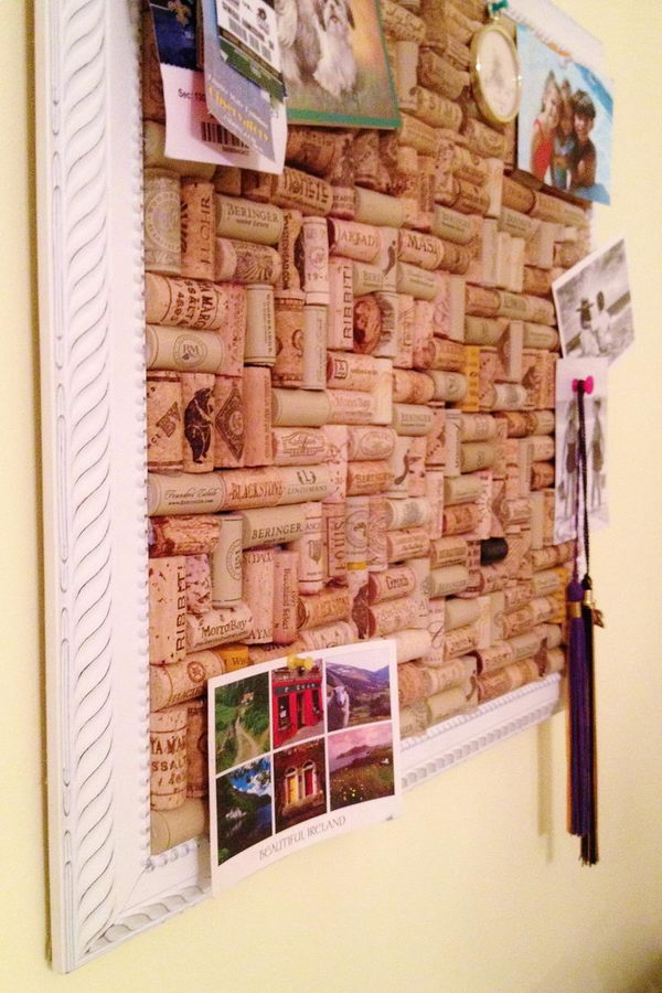 10 cool wine cork board ideas hative