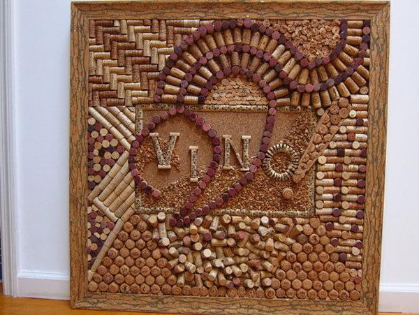 10 Cool Wine Cork Board Ideas - Hative