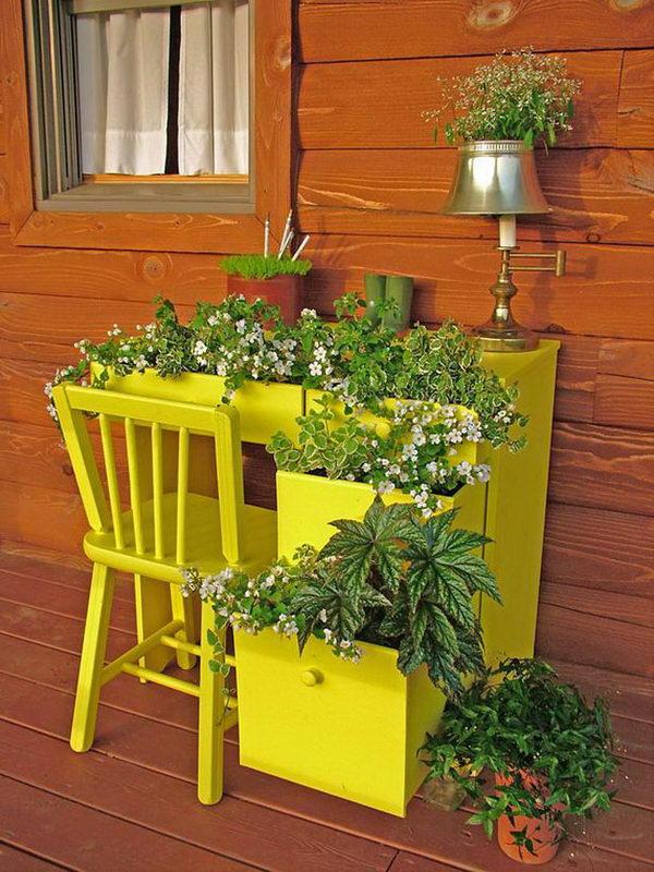 Workspace Planter Set.