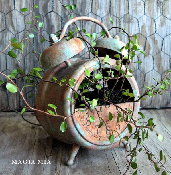 20+ Creative DIY Planter Ideas - Hative