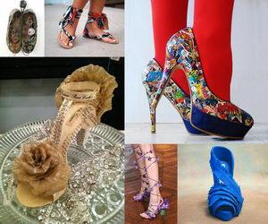 20 Creative Diy Shoes Decorating Ideas Hative
