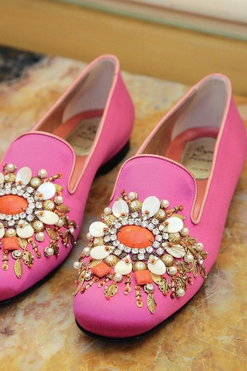 Pink Shoes for Girl.