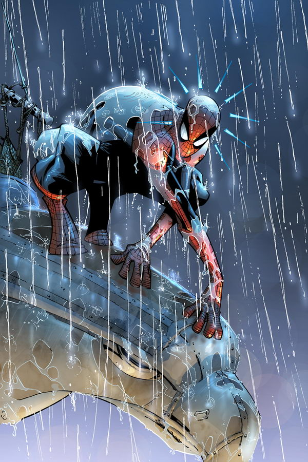 20 Cool Spiderman Drawings Hative